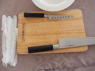 Ножи и доска