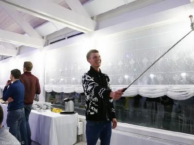 """Открытие банкетного зала """"Хрустальный"""""""