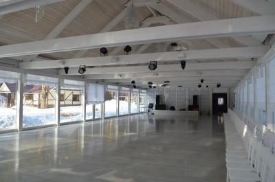 Банкетный зал Хрустальный