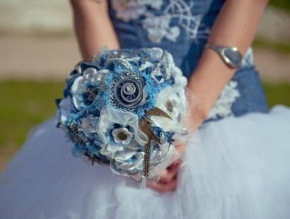 Свадьба в стиле Деним